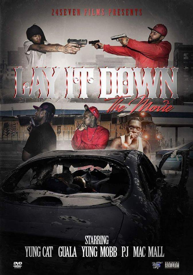 Yung Cat – Lay It Down(Movie)