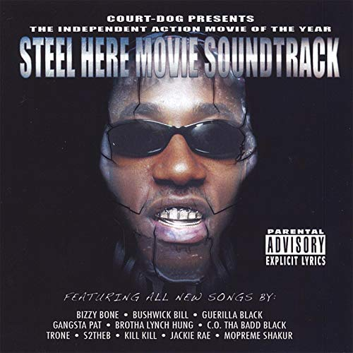 Steel Here – The Movie Soundtrack