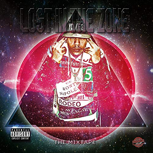 Chrizz Holmes – Lost In The Zone