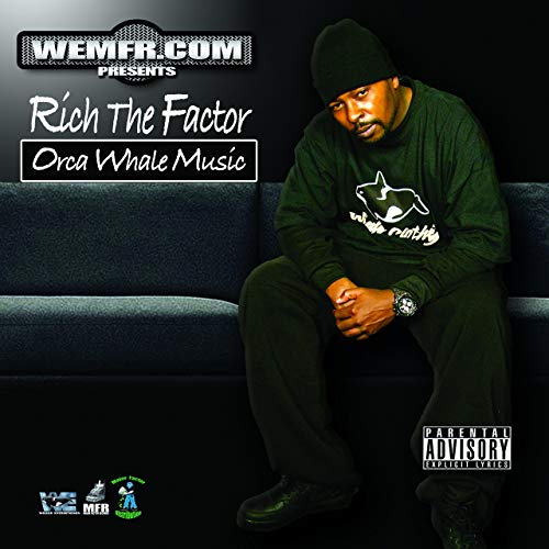 Rich The Factor – Orcha WhaleMusic