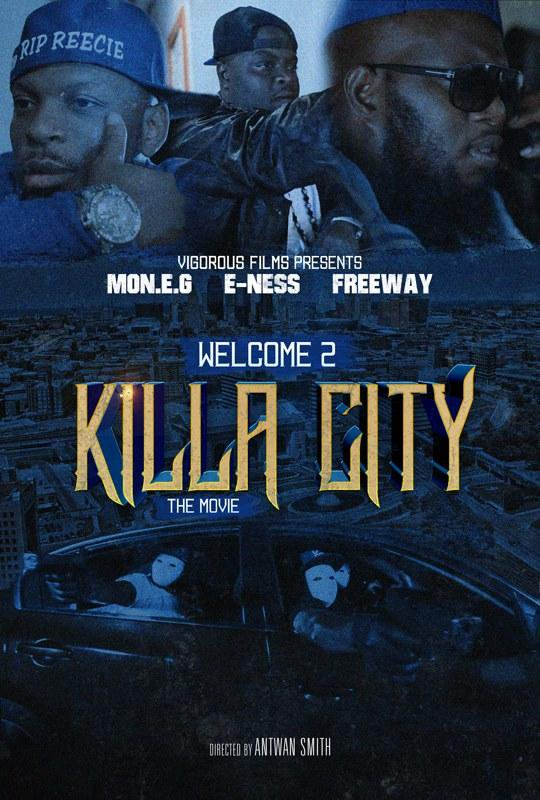 Welcome 2 Killa City(Movie)