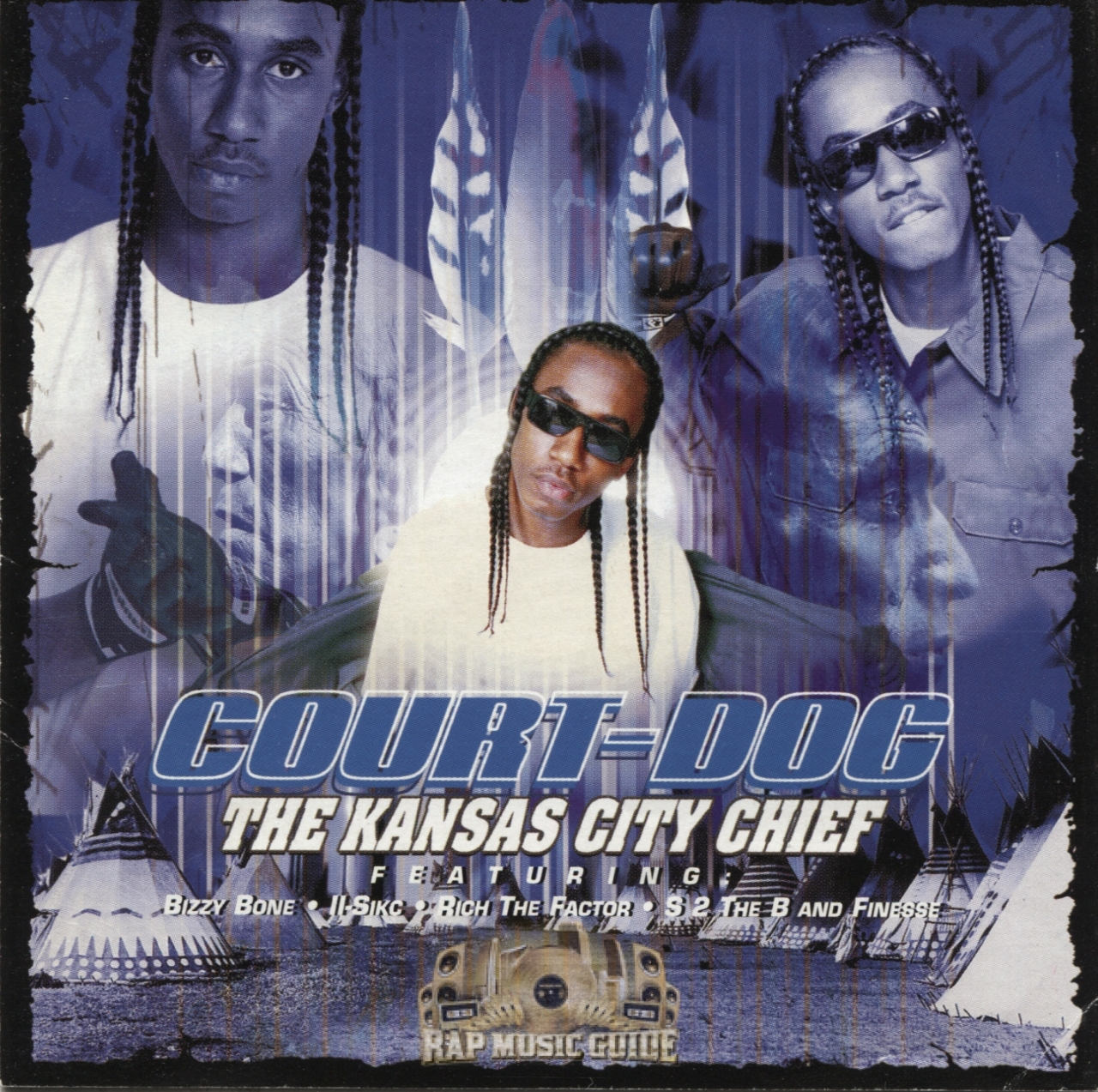 Court Dog – The Kansas City Chief