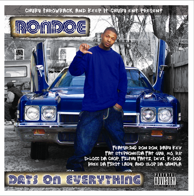 RONDOE – DATS ONEVERYTHING