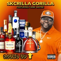 Skcrilla Gorilla feat Cane Wayne - Round Up (Produced By Dank Nity)